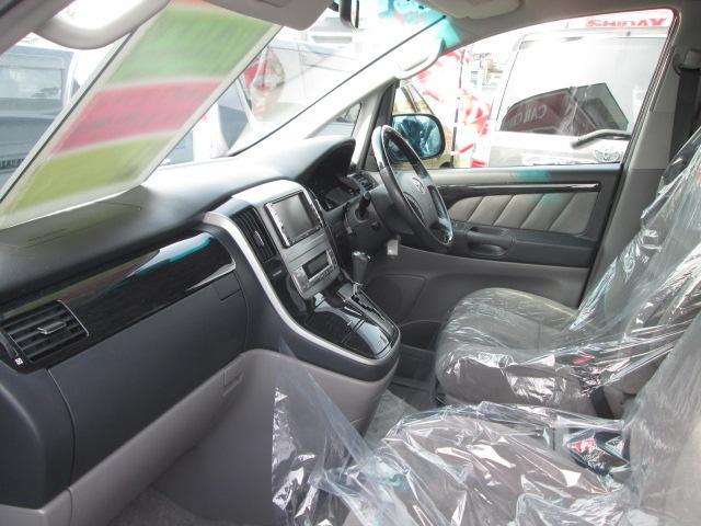 トヨタ アルファードV AS プラチナセレクション 4WD 両側パワースライド