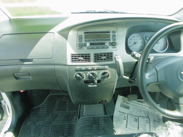 ダイハツ ムーヴ VS 4WD