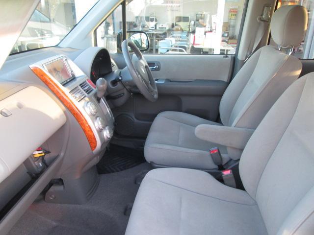 ホンダ モビリオ W HDDナビファインエディション 4WD