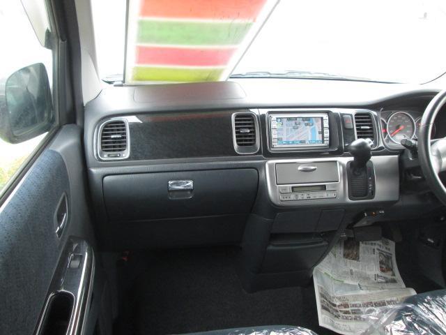 ホンダ ステップワゴン スパーダS 4WD 純正DVDナビ