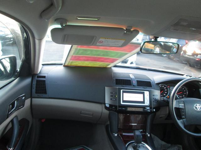 トヨタ マークX 250G Four FパッケージスマートED