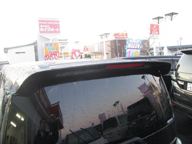 スパーダS 4WD 純正HDDナビ・ワンセグ(12枚目)