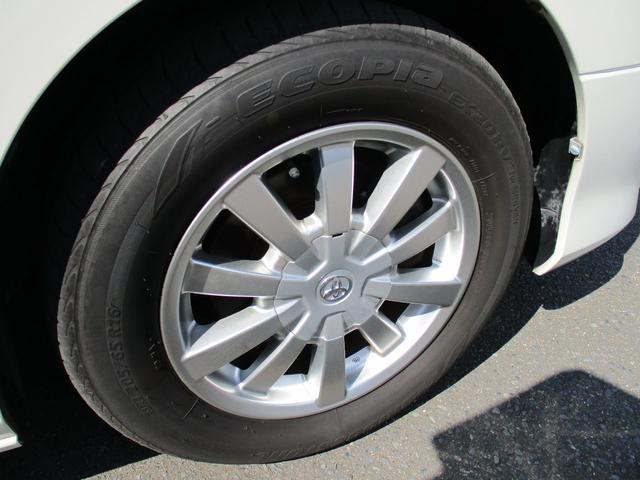 トヨタ アルファードハイブリッド Gエディション 4WD シアターサウンドシステム