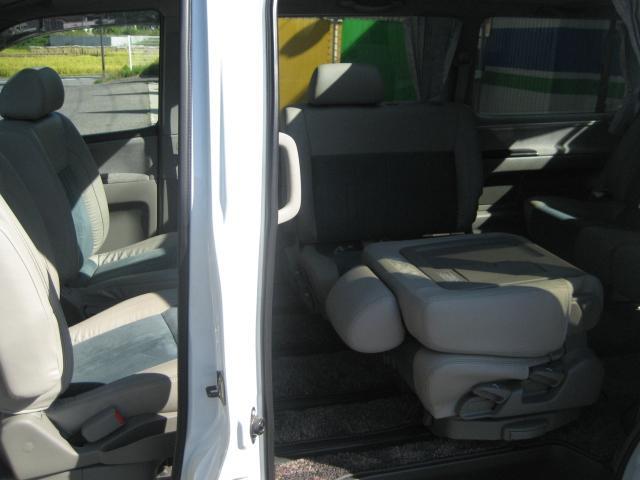 日産 エルグランド ハイウェイスター ラウンジパッケージ 4WD ディーゼルT