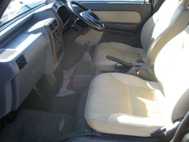 三菱 ブラボー ルート66 ハイルーフ 4WD 5MT