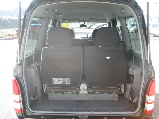 G Sパッケージ 4WD コラムAT 3列シート 禁煙(7枚目)
