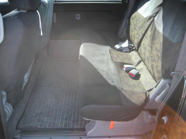 G Sパッケージ 4WD コラムAT 3列シート 禁煙(9枚目)