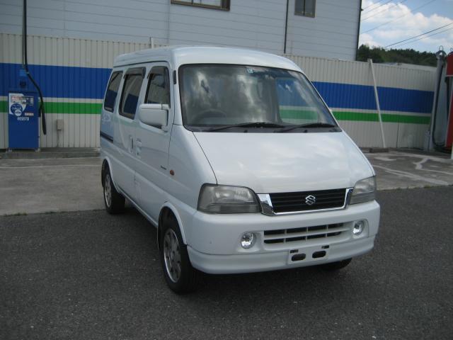 「スズキ」「エブリイプラス」「ミニバン・ワンボックス」「福島県」の中古車3