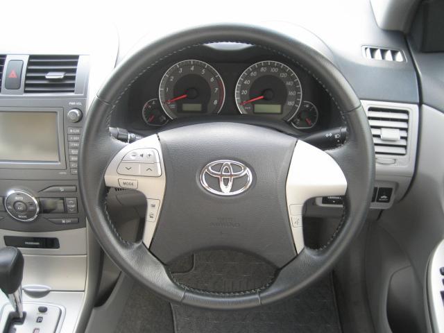 「トヨタ」「カローラアクシオ」「セダン」「福島県」の中古車11