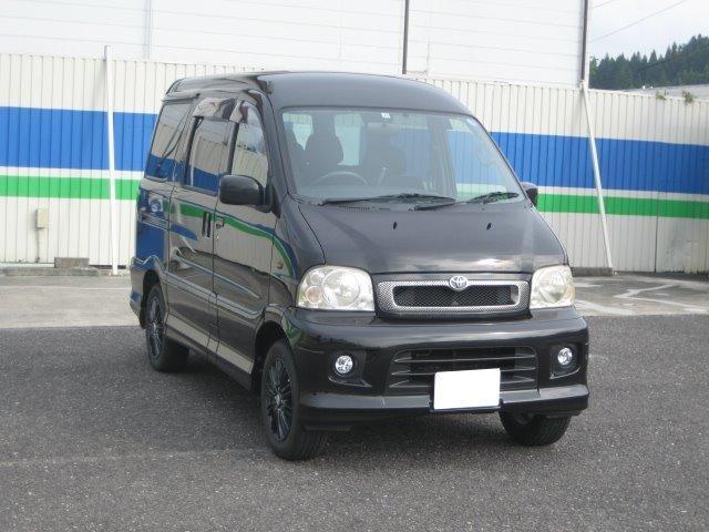 「トヨタ」「スパーキー」「ミニバン・ワンボックス」「福島県」の中古車3