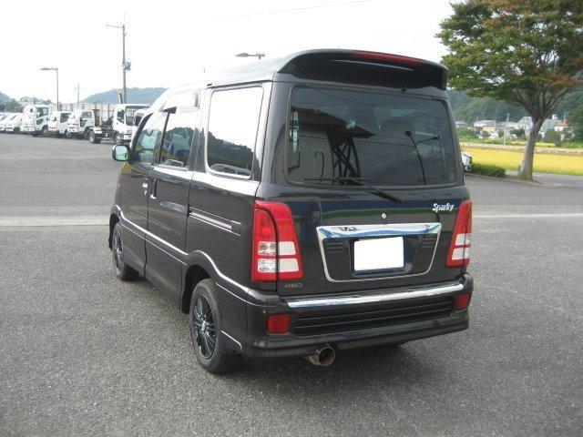 「トヨタ」「スパーキー」「ミニバン・ワンボックス」「福島県」の中古車4