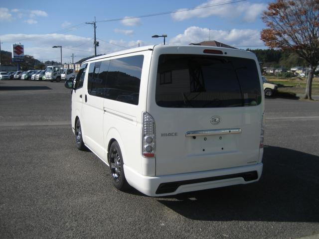 「トヨタ」「ハイエース」「その他」「福島県」の中古車5