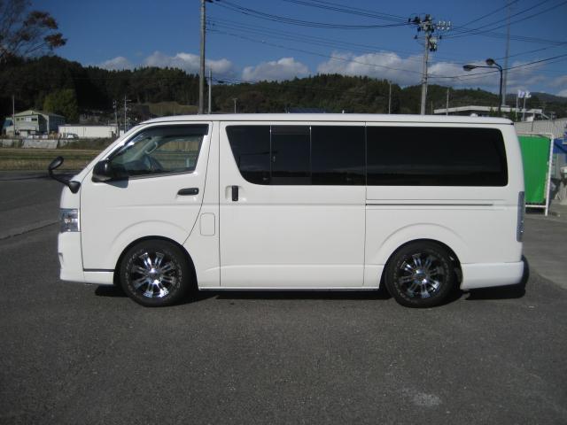 「トヨタ」「ハイエース」「その他」「福島県」の中古車6