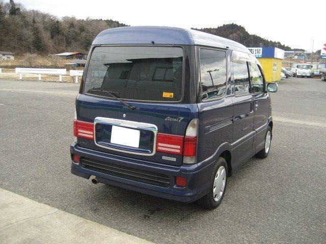 「ダイハツ」「アトレー7」「ミニバン・ワンボックス」「福島県」の中古車2