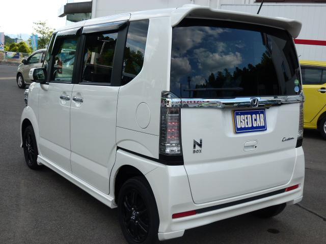 「ホンダ」「N-BOX」「コンパクトカー」「福島県」の中古車5