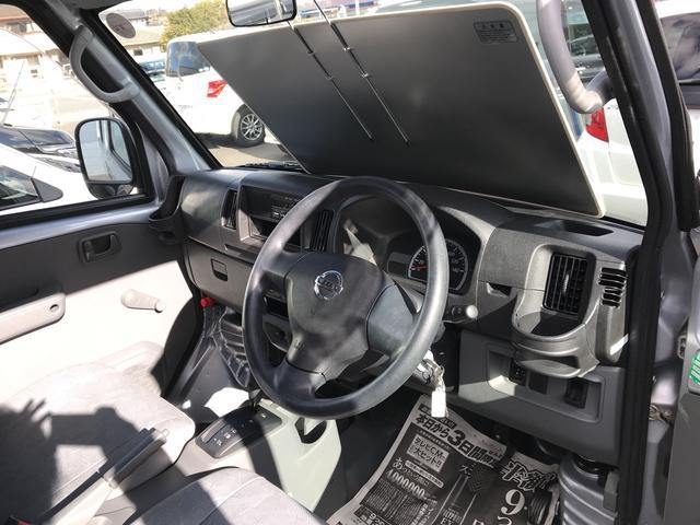 DX 4WD エアコン パワステ AT 両側スライドドア(4枚目)