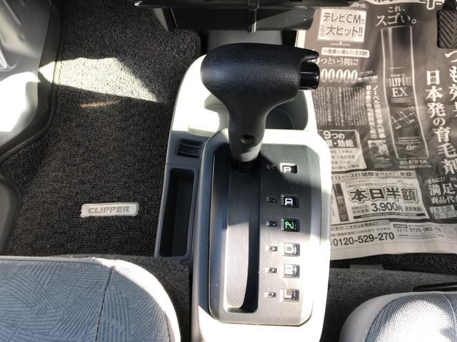 DX 4WD エアコン パワステ AT 両側スライドドア(11枚目)