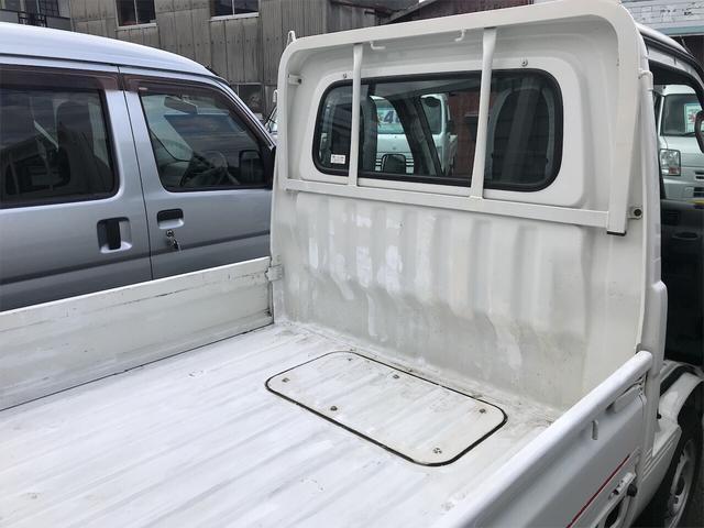 4WD AC AT 軽トラック TV ナビ オーディオ付(16枚目)