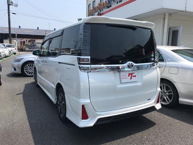 「トヨタ」「ヴォクシー」「ミニバン・ワンボックス」「福島県」の中古車6