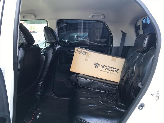 G・ターボパッケージSSクールパッケージ ナビ ETC プレミアムホワイトパールII CVT ターボ ワンオーナー AC バックカメラ AW 4名乗り オーディオ付 DVD スマートキー HID(4枚目)