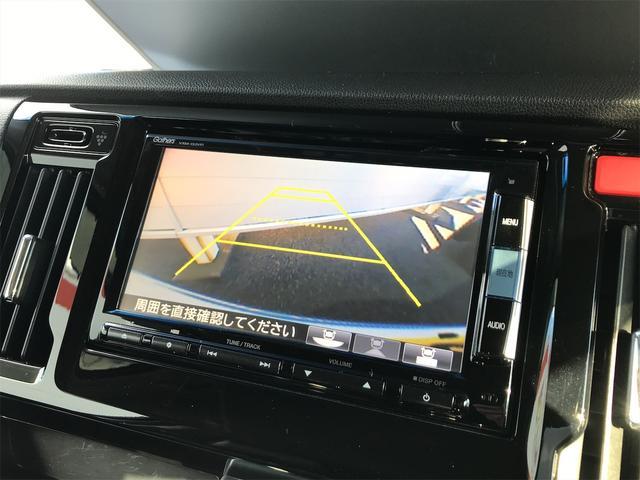 G・ターボパッケージSSクールパッケージ ナビ ETC プレミアムホワイトパールII CVT ターボ ワンオーナー AC バックカメラ AW 4名乗り オーディオ付 DVD スマートキー HID(11枚目)
