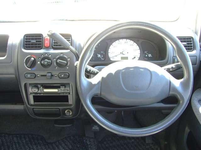 スズキ ワゴンR FM 4WD ETC キーレス スタッドレス付 13AW