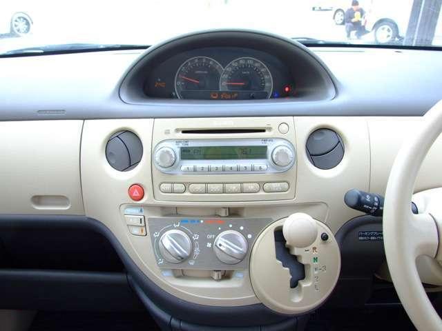 トヨタ シエンタ X 4WD 両側スライド7人乗り 純正オーディオ 14AW