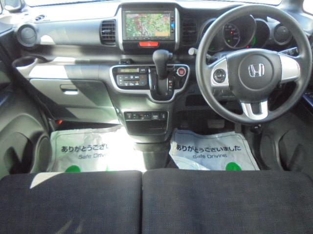 G SSパッケージ 純正SDナビ・DTV・Bluetooth・DVD再生・Bカメラ 両側電動スライドドア Pスタート・スマートキー アイドリングSTOP シートヒーター HIDライト オートリトラミラー ETC 関東仕入(19枚目)