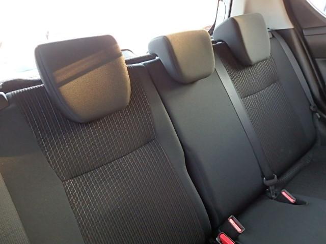 スズキ スイフト XG 4WD スマーキー シートヒーター
