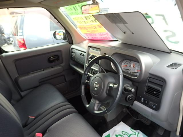 日産 キューブ 14S FOUR Vセレクション 4WD CD インテリキー