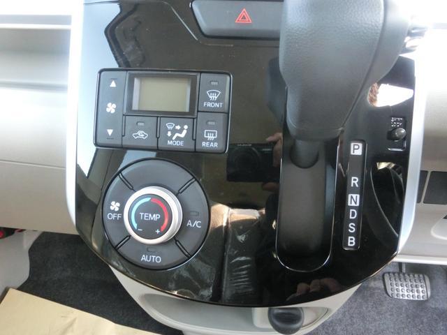 ダイハツ タント X SAIII 4WD 届出済未使用車 左側電動スライドドア