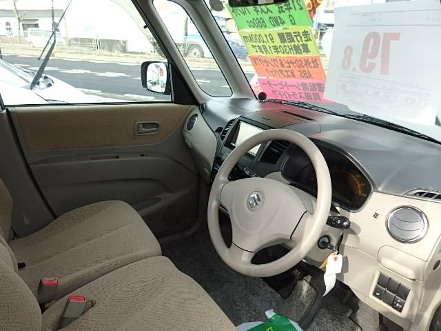 スズキ パレット G 4WD メモリーナビ ワンセグTV キーレス