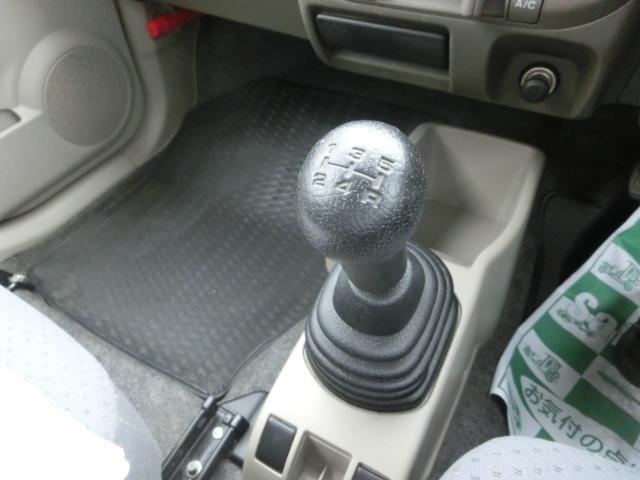 スズキ アルト VP 4WD 5MT
