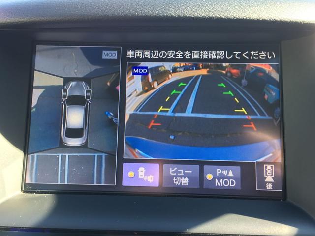 アラウンドビューモニター&コーナーセンサー&後方から車が近づいてくるとお知らせしてくれるセンサー付きです。初心者の方でも安心でバックできます!