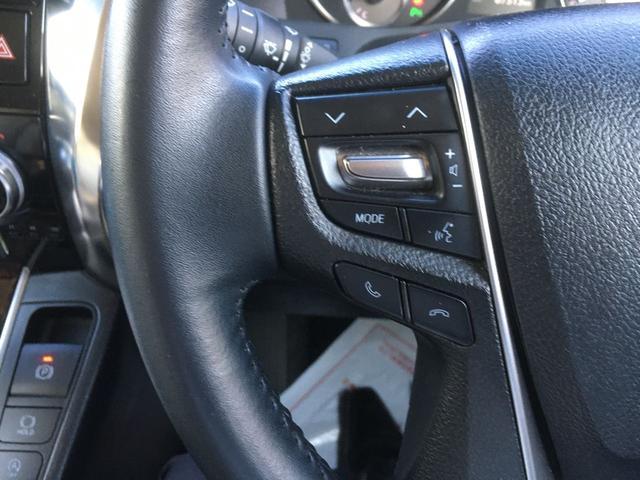 2.5X 4WD 後期モデル 9インチナビ バックカメラ ETC トヨタセーフティセンス 禁煙車(16枚目)