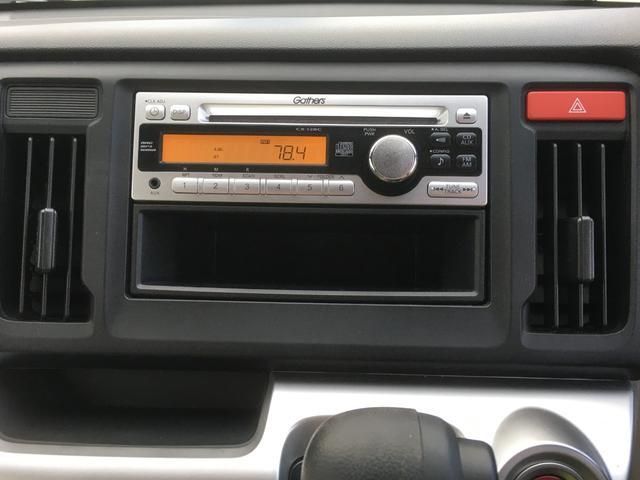G 4WD CDオーディオ プッシュスタート トラクションコントロール(15枚目)