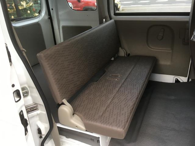 DX 4WD エアコン パワステ 両側スライドドア ABS(14枚目)
