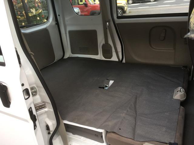 DX 4WD エアコン パワステ 両側スライドドア ABS(15枚目)