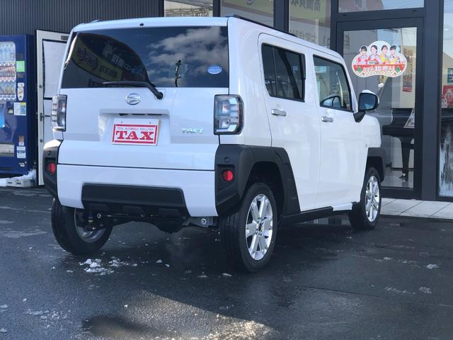 G 4WD スマートアシスト シートヒーター ガラスルーフ(4枚目)