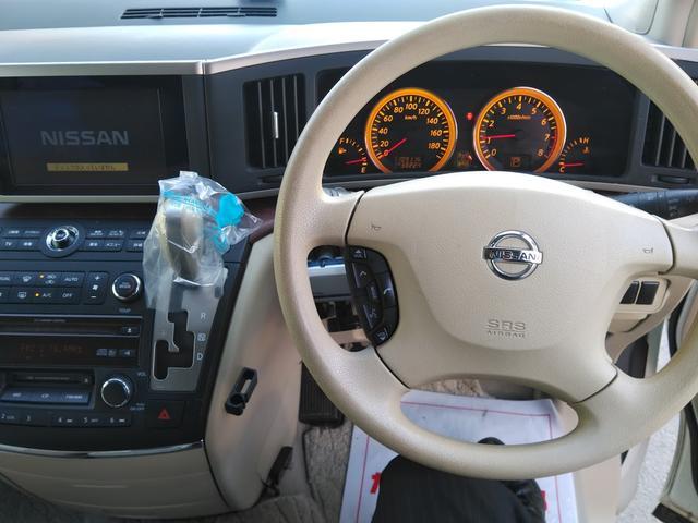 Vエアロ 4WD エンジンスターター バックカメラ DVD 後部座席モニター HID 8人乗り サイドビューカメラ インテリジェントキー(11枚目)