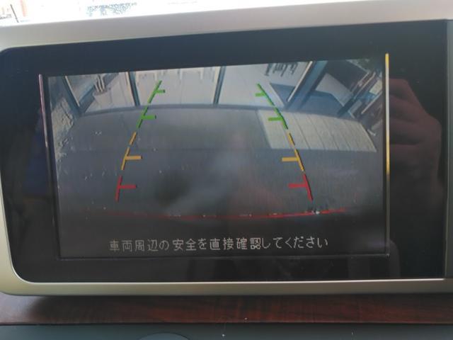 Vエアロ 4WD エンジンスターター バックカメラ DVD 後部座席モニター HID 8人乗り サイドビューカメラ インテリジェントキー(15枚目)
