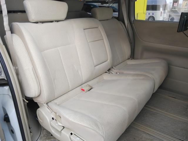 Vエアロ 4WD エンジンスターター バックカメラ DVD 後部座席モニター HID 8人乗り サイドビューカメラ インテリジェントキー(19枚目)