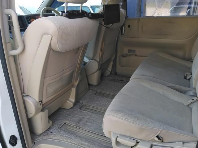 Vエアロ 4WD エンジンスターター バックカメラ DVD 後部座席モニター HID 8人乗り サイドビューカメラ インテリジェントキー(21枚目)