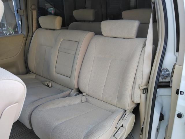 Vエアロ 4WD エンジンスターター バックカメラ DVD 後部座席モニター HID 8人乗り サイドビューカメラ インテリジェントキー(22枚目)