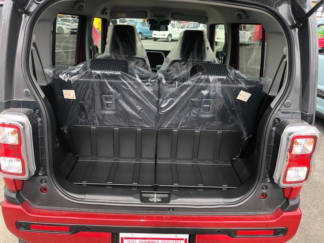 ハイブリッドX 4WD シートヒーター ヒルディセントコントロール レーダーブレーキサポート(22枚目)
