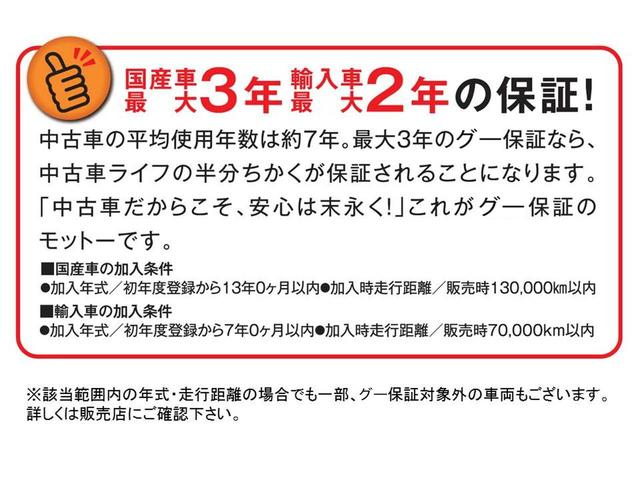 S 1年保証 距離無制限 寒冷地仕様(45枚目)