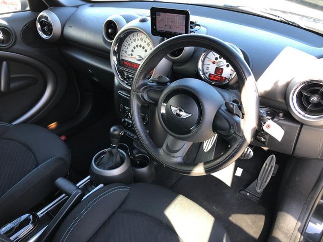 クーパーS クロスオーバー オール4 4WD ナビ ハンズフリー(20枚目)