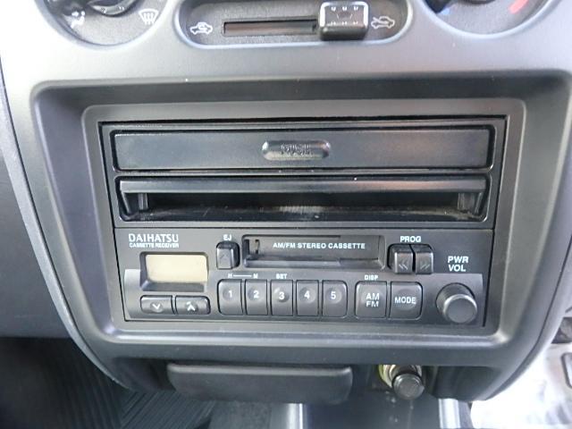 ダイハツ テリオスキッド L 4WD カセット キーレス