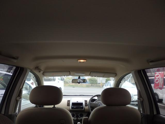 日産 ノート 15S FOUR 4WD CD キーレス