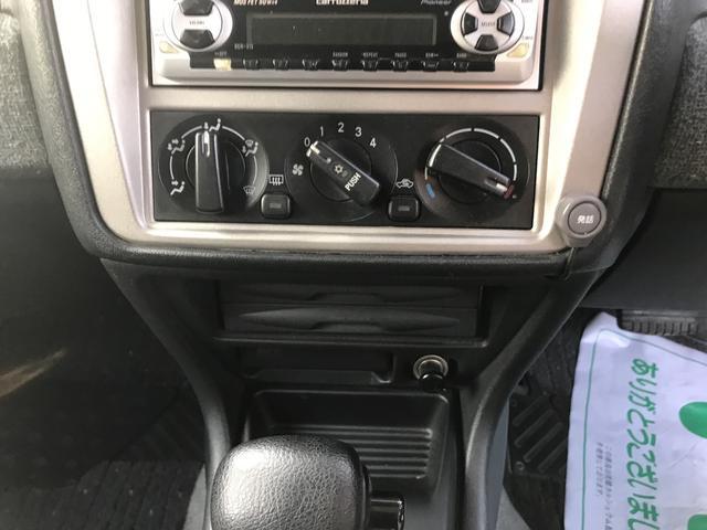 ZR 4WD AW オーディオ付 5人乗り SUV 保証付(14枚目)